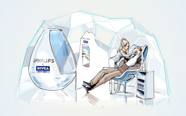 Evenement BARBER Nivea